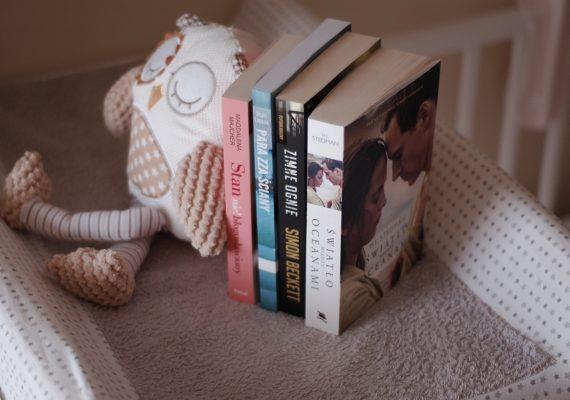 Książki z macierzyństwem w tle